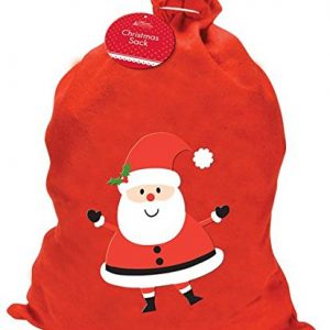 1-X-LARGE-FATHER-CHRISTMAS-SANTA-SACK-RED-STOCKING-GIFT-PRESENTS-XMAS-0