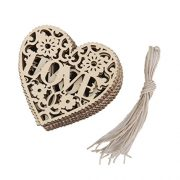 10pcs-LOVE-Heart-Wooden-Embellishments-Crafts-Christmas-Tree-Hanging-Ornament-8-x-8cm-0-0