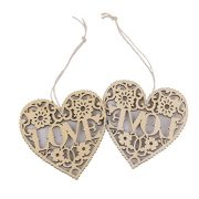 10pcs-LOVE-Heart-Wooden-Embellishments-Crafts-Christmas-Tree-Hanging-Ornament-8-x-8cm-0-1