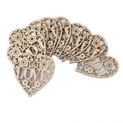 10pcs-LOVE-Heart-Wooden-Embellishments-Crafts-Christmas-Tree-Hanging-Ornament-8-x-8cm-0-5