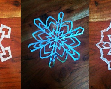 advanced paper snowflakes