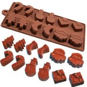 6-Shapes-Christmas-Chocolate-Cake-Jelly-Ice-Silicone-Fondant-Mold-Mould-Baking-0