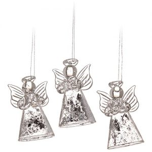 6-x-Vintage-Angel-Gabriel-Christmas-Tree-Bauble-Hanging-Ornament-Decorations-0