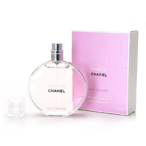 chanel chance eau tendre eau de toilette 50 ml fun christmas. Black Bedroom Furniture Sets. Home Design Ideas
