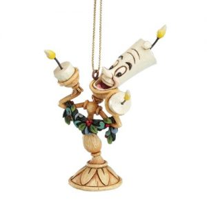 Disney-Traditions-Beauty-And-The-Beast-Lumiere-Hanging-Ornament-0