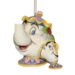 Disney-Traditions-Beauty-and-the-Beast-Mrs-PottsChip-Hanging-Ornament-0