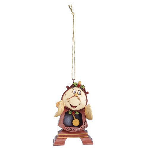 Disney-Traditions-Cogsworth-Hanging-Ornament-0