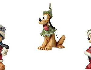 Disney-Traditions-Sugar-Coated-Mickey-Mouse-Minnie-and-Pluto-Christmas-Hanging-Ornaments-by-Disney-0