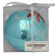 Giant-turquoise-baubles-pack-of-two-12cm-diameter-0-0