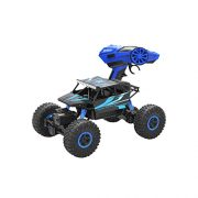 Hugine-Rock-Crawler-RC-Car-118-Off-Road-Vehicle-4x4-Fast-Race-Car-High-Speed-Dune-Buggy-Remote-Control-Monster-Truck-24GhzBlue-0-0