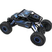 Hugine-Rock-Crawler-RC-Car-118-Off-Road-Vehicle-4x4-Fast-Race-Car-High-Speed-Dune-Buggy-Remote-Control-Monster-Truck-24GhzBlue-0-2