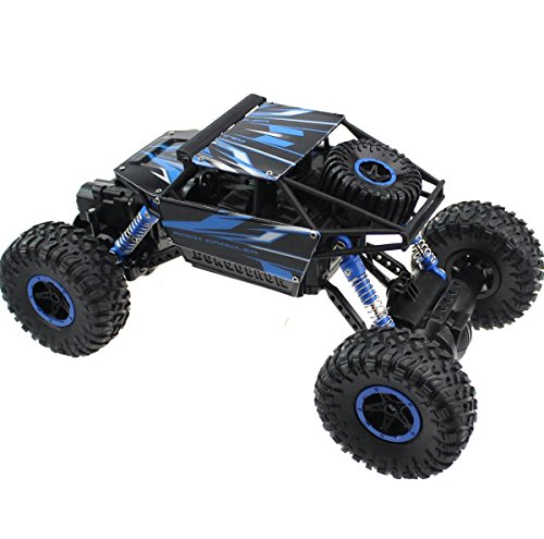 hugine rock crawler rc car 1 18 off road vehicle 4x4 fast race car high speed dune buggy remote. Black Bedroom Furniture Sets. Home Design Ideas