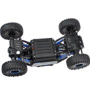Hugine-Rock-Crawler-RC-Car-118-Off-Road-Vehicle-4x4-Fast-Race-Car-High-Speed-Dune-Buggy-Remote-Control-Monster-Truck-24GhzBlue-0-4