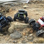 Hugine-Rock-Crawler-RC-Car-118-Off-Road-Vehicle-4x4-Fast-Race-Car-High-Speed-Dune-Buggy-Remote-Control-Monster-Truck-24GhzBlue-0-6