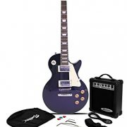 Rockburn-LP2-Style-Guitar-Package-with-10W-Amp-Gig-Bag-Strings-Strap-Lead-and-Picks-Blue-0