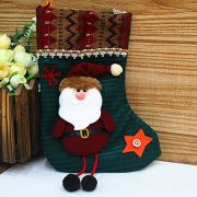 Set-of-3-Styles-11-Christmas-Tree-Hanging-Xmas-Decoration-Sock-Santa-Claus-Snowman-Stocking-Gift-0-0